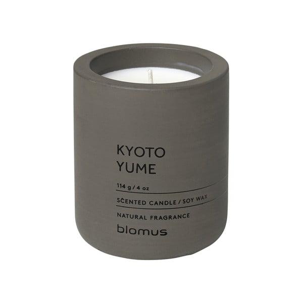 Sviečka zo sójového vosku Blomus Fraga Kyoto Yume