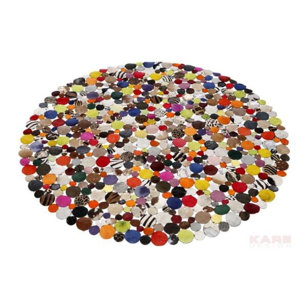 Vzorovaný koberec Kare Design Multi, ⌀150cm