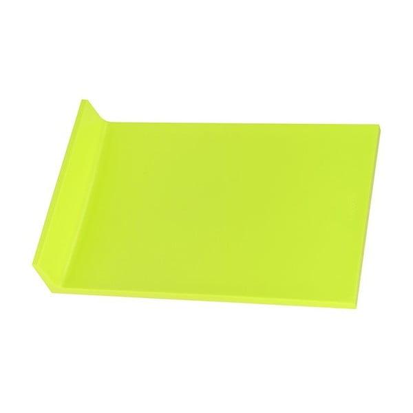 Krájecí prkénko Curv, zelené