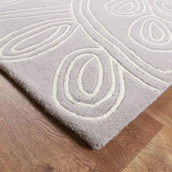 Vlněný koberec Kaya Beige 200x300 cm