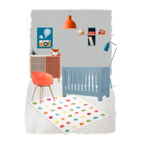 Dětský koberec Nattiot Noida,120x170cm