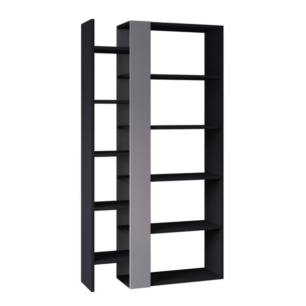 Lift Antro antracit könyvespolc - Homitis