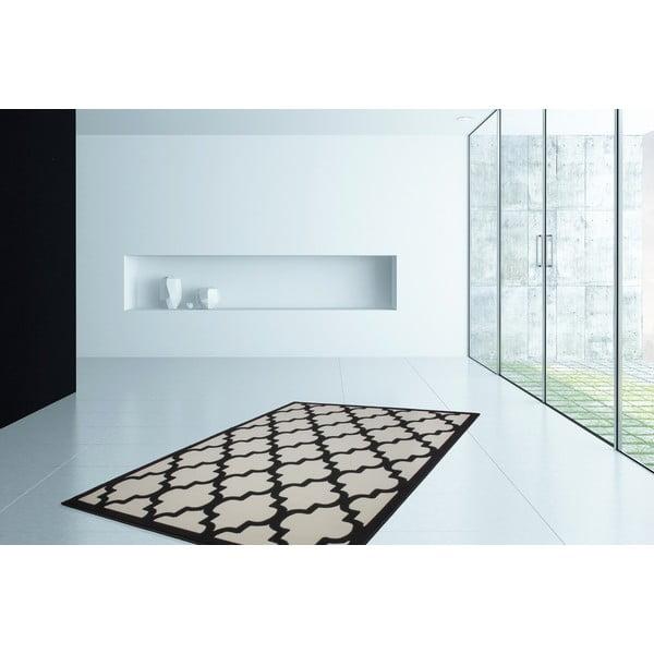 Koberec Maroc 387 Black, 80x150 cm