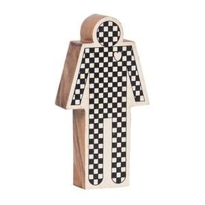 Dřevěná dekorativní figurka Vox Man
