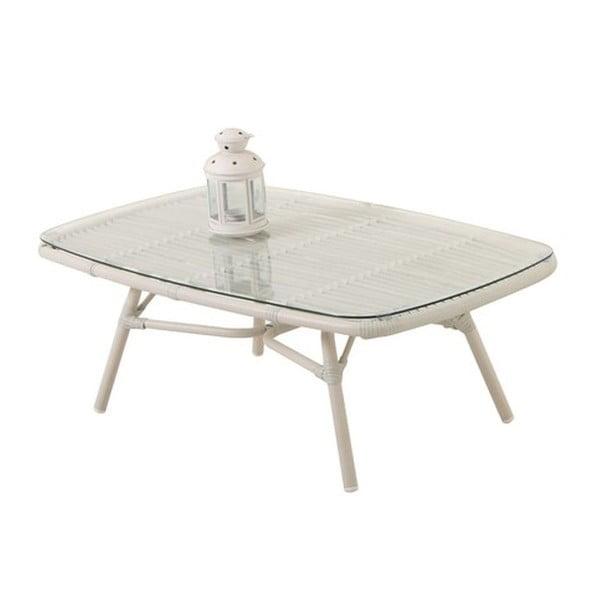 Zahradní stůl s pohovkou a dvěma křesly Bretagne