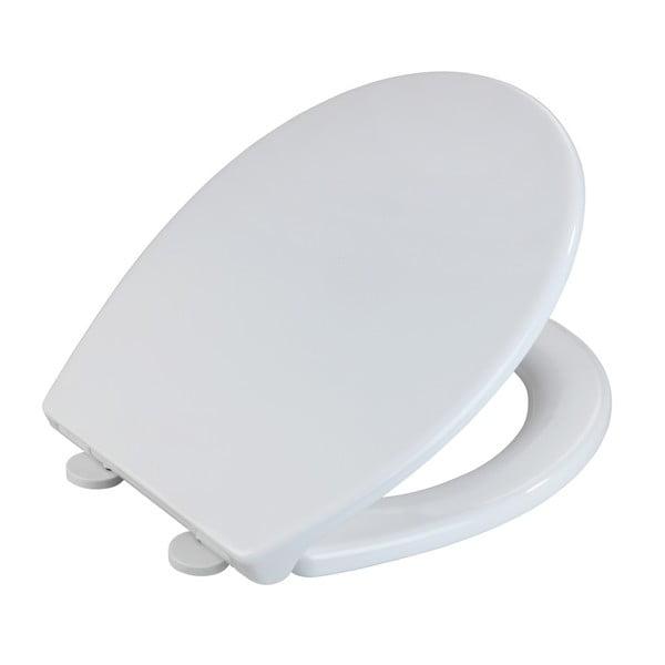 Capac WC din termoplast Wenko Korfu, alb
