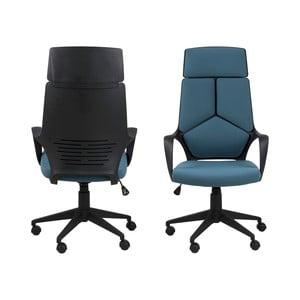 Tyrkysová kancelářská židle Actona Dubnium