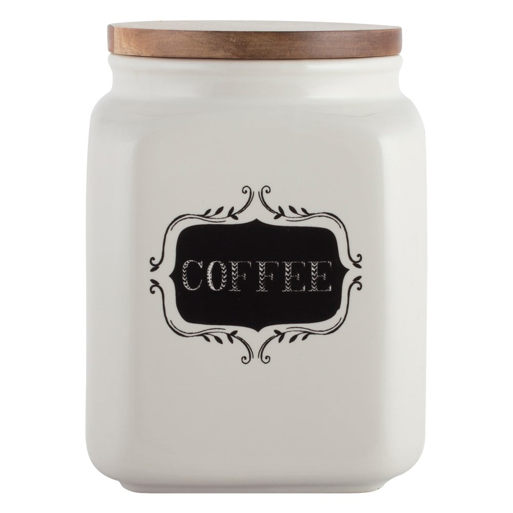 Keramická dóza na kávu s víkem Stir It Up