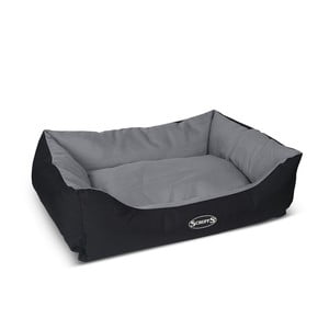 Psí pelíšek Expedition Bed L 75x60 cm, šedý
