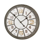 Nástěnné hodiny ve zlaté barvě Santiago Pons Horloge