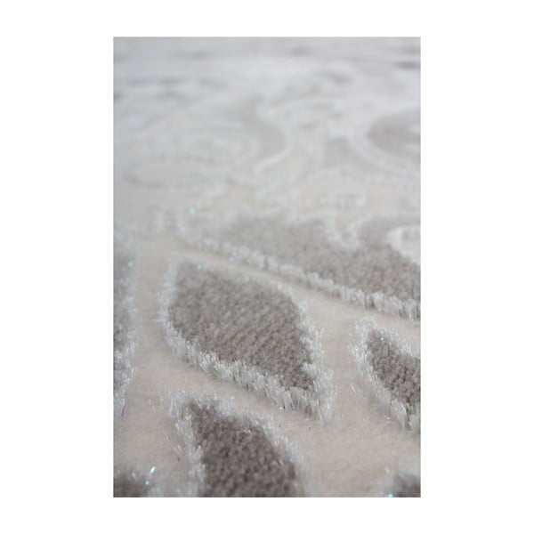 Koberec Heather 619 Silver, 80x150 cm