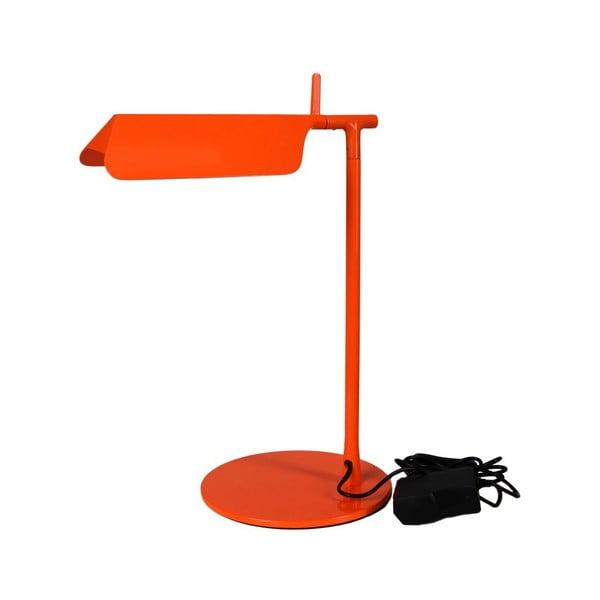 Stolní lampa Wing, oranžová