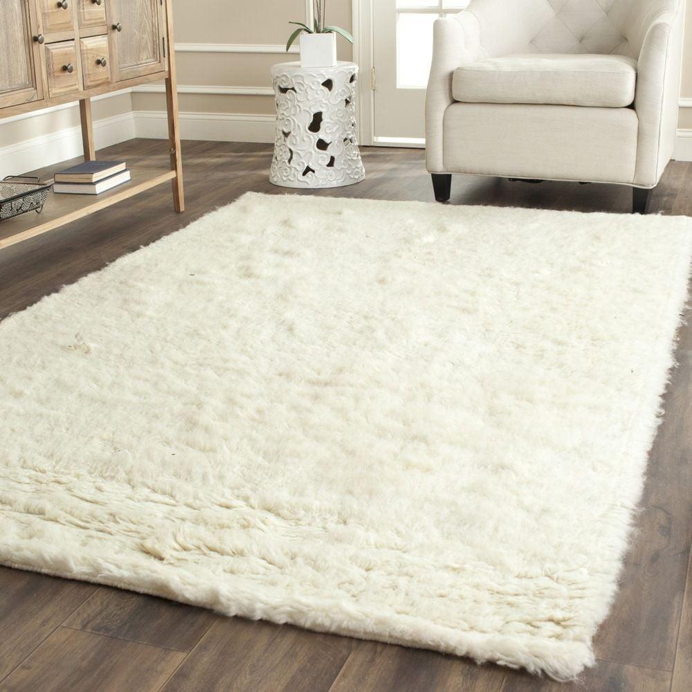 Vlněný koberec Royal Dream Pure Light, 70 x 140 cm