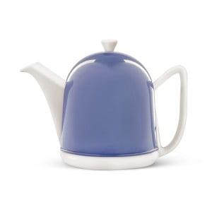 Fialovomodrá konvice se sítkem na sypaný čaj Bredemeijer Manto, 1l