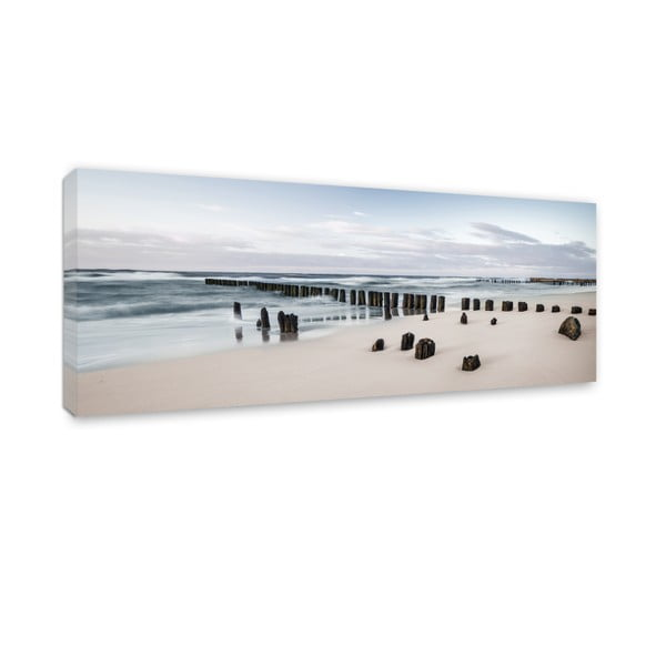 Tablou Styler Canvas Sand Rise, 60 x 150 cm