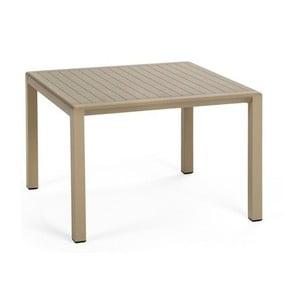 Béžový  zahradní odkládací stolek Nardi Garden Aria, 100x60cm