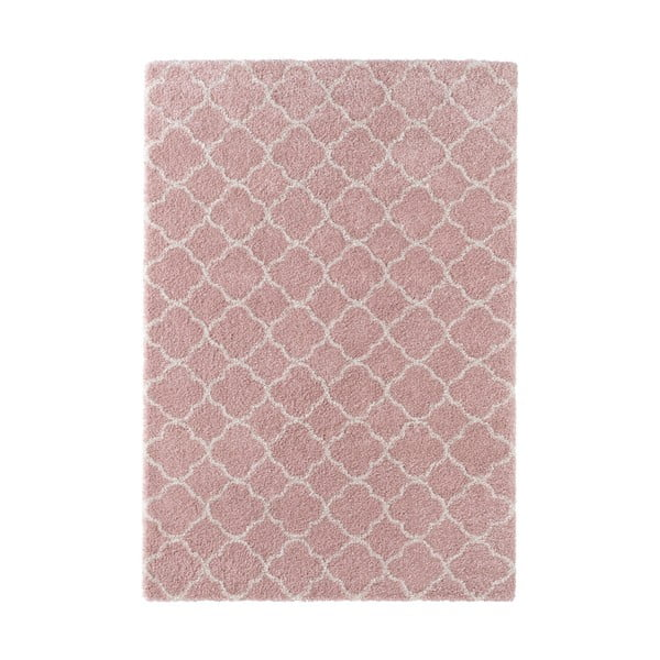 Ružový koberec Mint Rugs Grace, 160×230cm