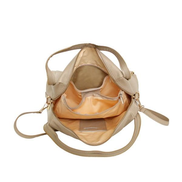 Kožená kabelka Kalisi, mentolová