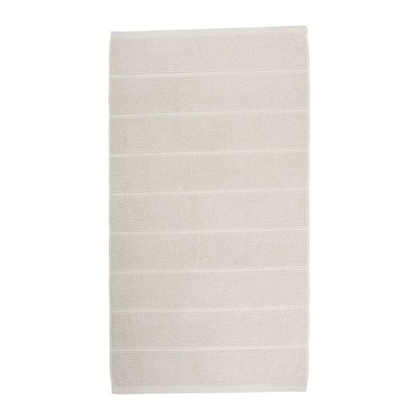Krémový ručník Aquanova Adagio, 70x130cm