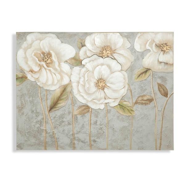 Ręcznie malowany obraz Mauro Ferretti Blossoms, 120x90 cm