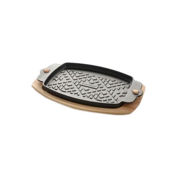 Litinový Sizzler Plate