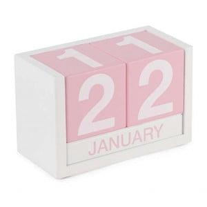 Kalendář Design Ideas ThreeSixFive Pink