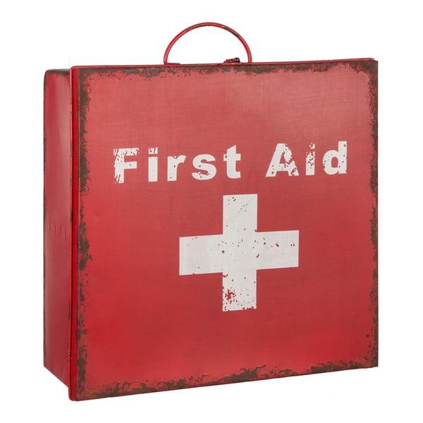 Box první pomoci Red