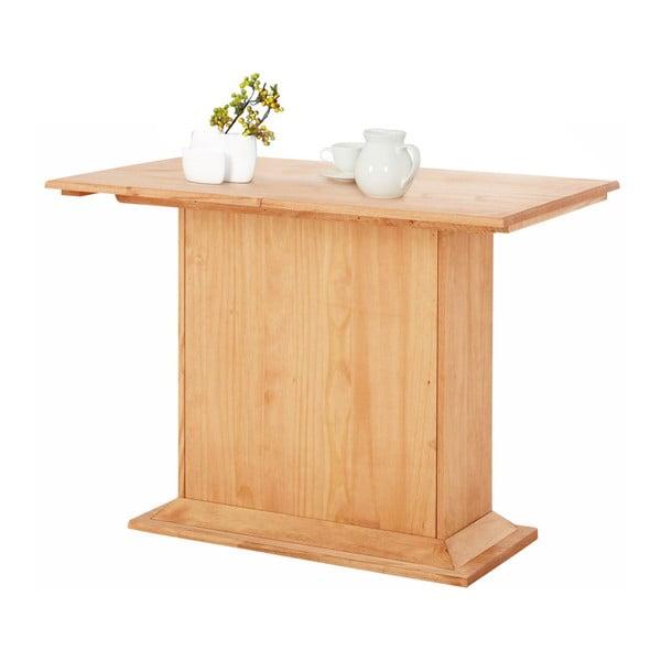 Jídelní stůl z borovicového dřeva Støraa Silas