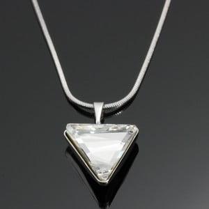 Náhrdelník Swarovski Elements Triangle