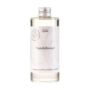 Rezervă difuzor parfum Copenhagen Candles Sandalwood Home Collection, 300 ml