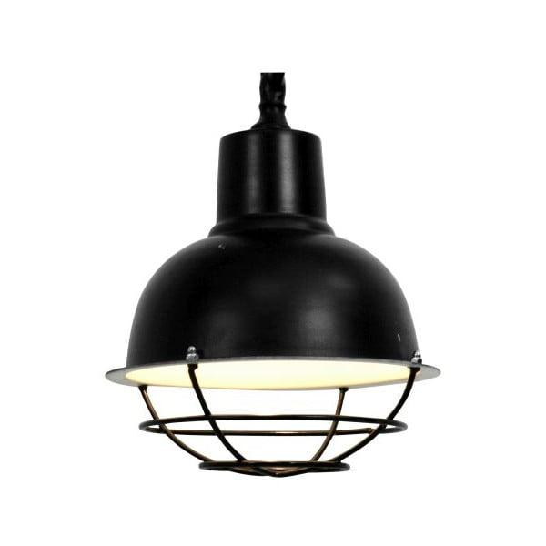 Stropní světlo Nerone Vintage Black