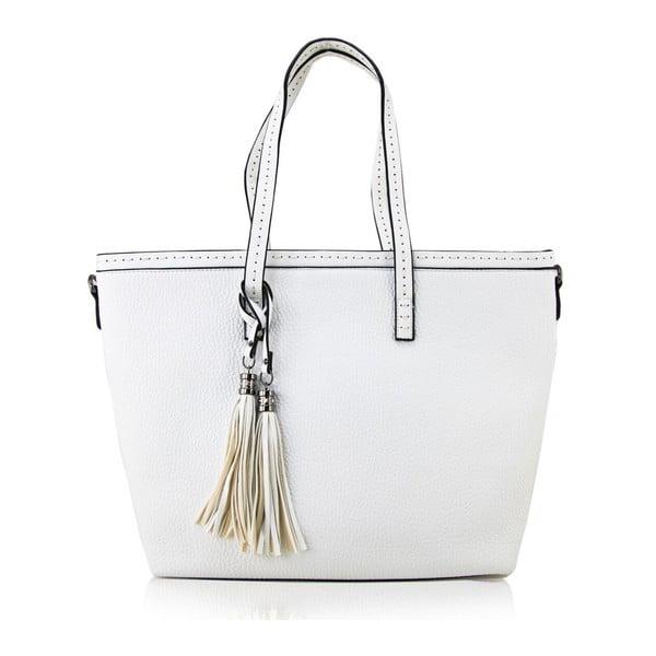 Kožená kabelka Sally White