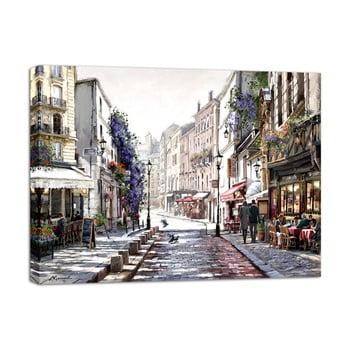 Tablou Styler Canvas Watercolor Paris II, 75 x 100 cm de la Styler