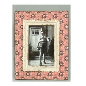 Fotorám Pink Frame 18x23 cm