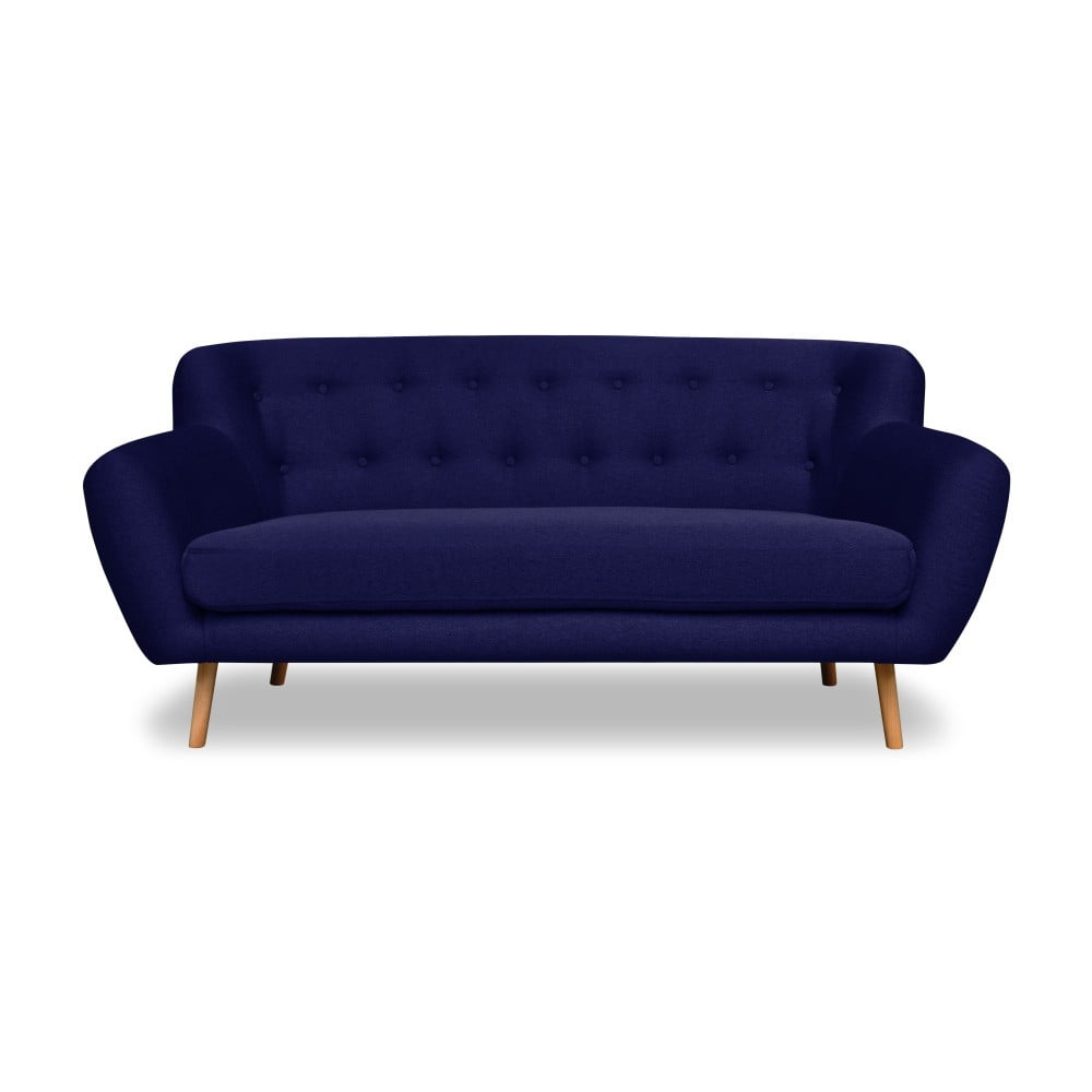 Modrá pohovka pro dva Cosmopolitan design London