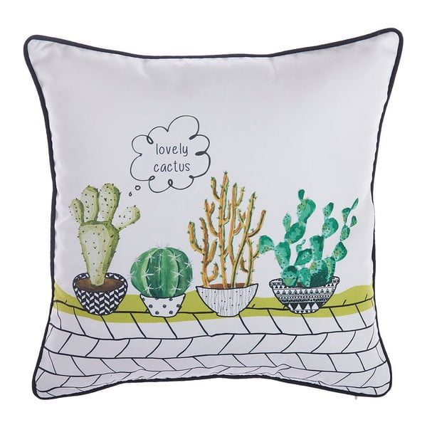 Povlak na polštář Apolena Lovely Cactus, 43x43cm