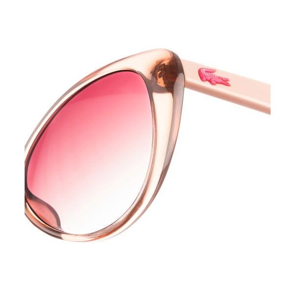 Dětské sluneční brýle Lacoste L602 Rosa