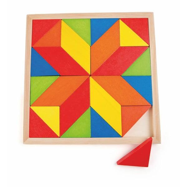 Mosaic Star kirakós játék - Legler