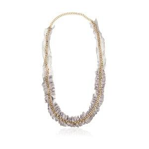 Dámský náhrdelník ve zlaté barvě NOMA Joanna