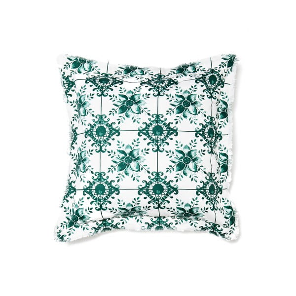 Polštář Casa Di Bassi Mosaik Green, 50x50cm