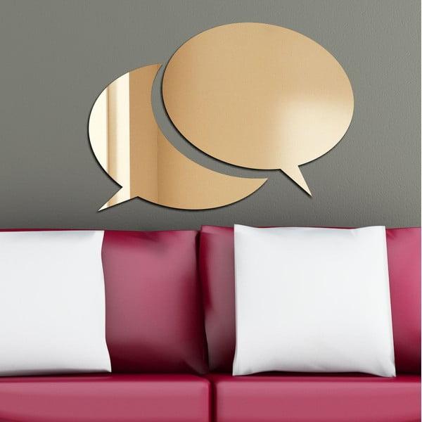 Dekorativní zrcadlo Dialog