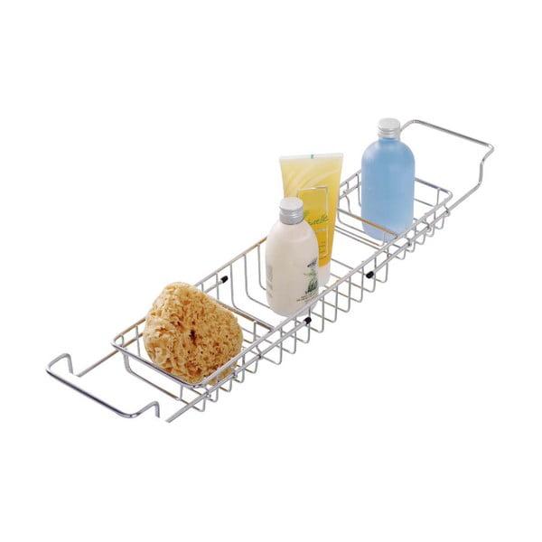 Bringing nemesacél fürdőszobai rendszerező, hossza 58,5 cm - Wenko