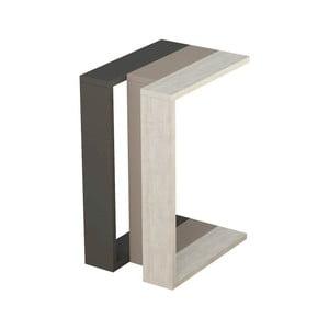Odkládací stolek Muju Mocha