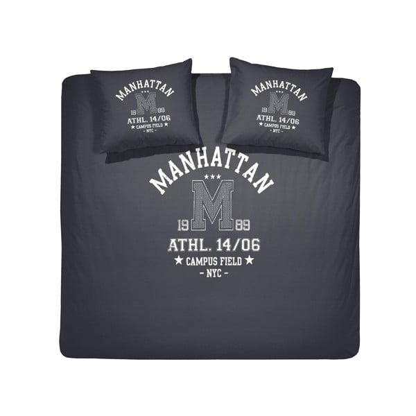 Povlečení Manhattan Blue, 240x200 cm