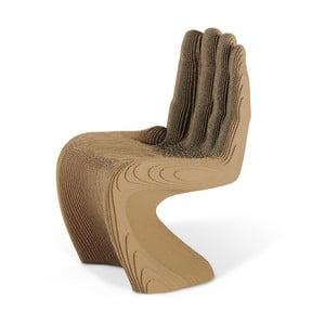 Kartonová židle Mano