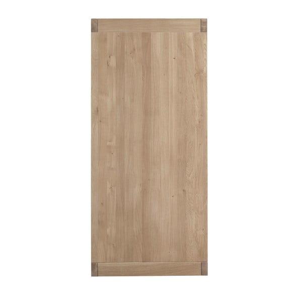 Jídelní stůl z dubového dřeva Wewood - Portuguese Joinery Raia, délka180cm