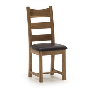 Jídelní židle z dubového dřeva Vida Living Danube