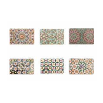 Set 6 suporturi pentru farfurii Villa d'Este Marrakech