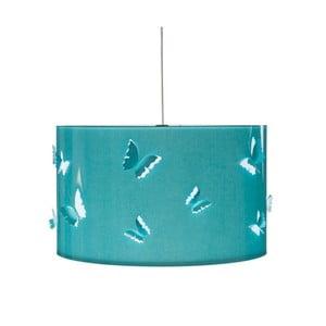 Tyrkysové stropní svítidlo Creative Lightings Butterfly