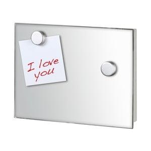 Skříňka na klíče s magnetickou deskou Wenko Home, 50 x 20 cm